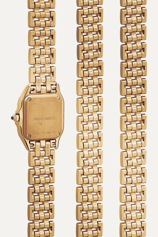 Cartier Panthère de Cartier 20 毫米 18K 黄金小号腕表