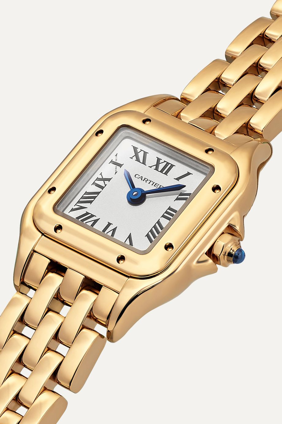 Cartier Panthère de Cartier 20mm small 18-karat gold watch