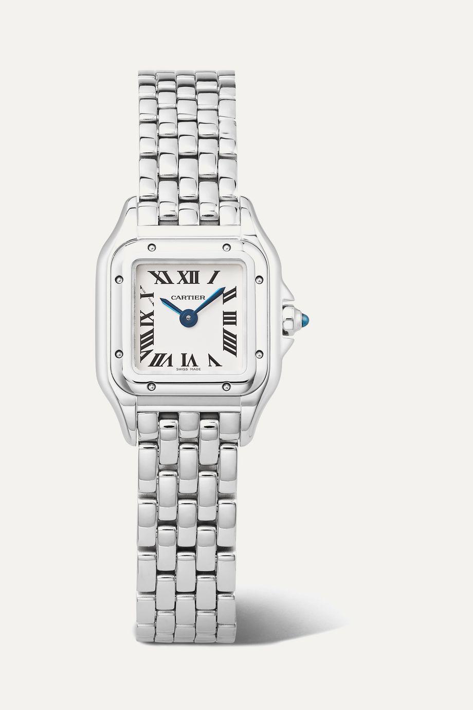 Cartier Panthère de Cartier 21mm mini stainless steel watch
