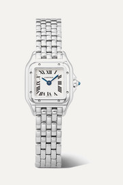 Panthère de Cartier 21mm mini stainless steel watch