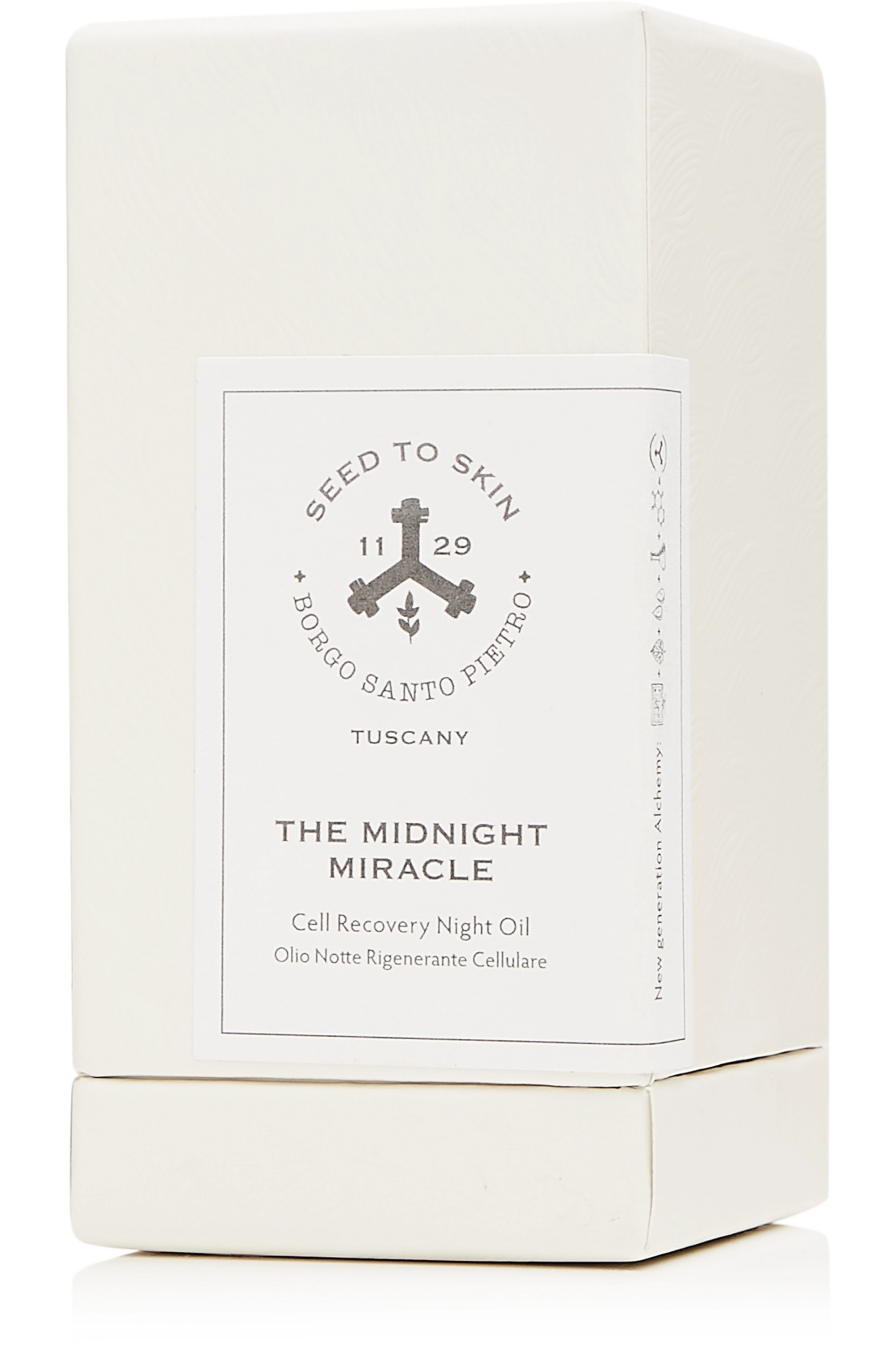 Seed to Skin The Midnight Miracle, 30ml