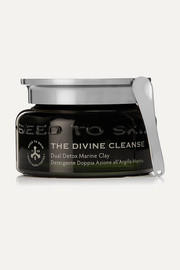 The Divine Cleanse Dual Detox Marine Clay, 100 ml – Reinigungsgel