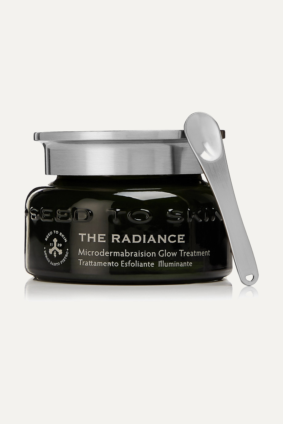 Seed to Skin The Radiance Microdermabrasion Glow Treatment, 50 ml – Peeling