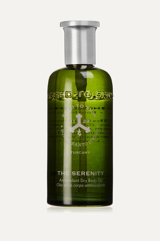 Seed to Skin The Serenity Antioxidant Dry Body Oil, 150 ml – Körperöl