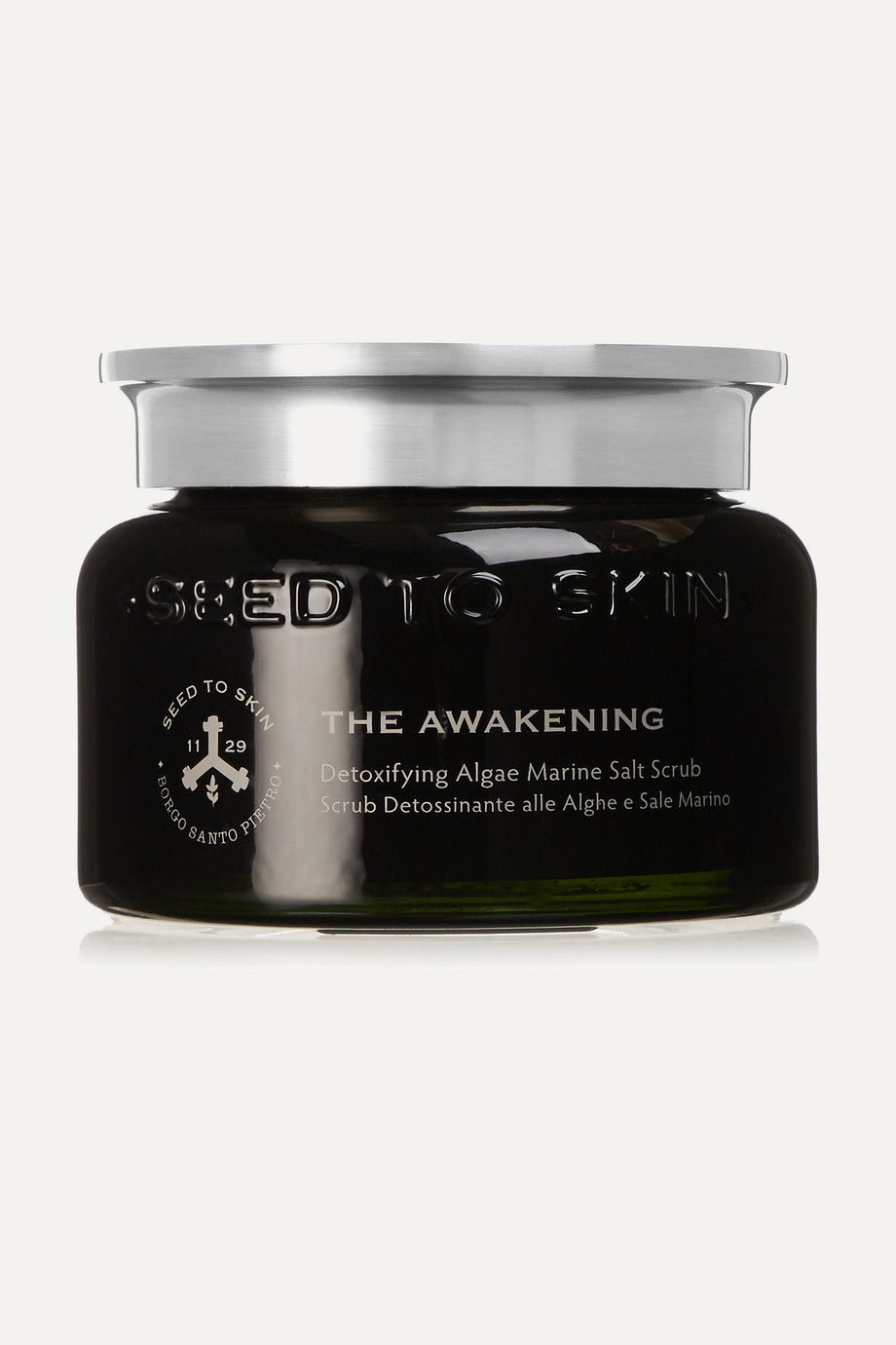Seed to Skin The Awakening Algae Marine Salt Scrub, 300ml