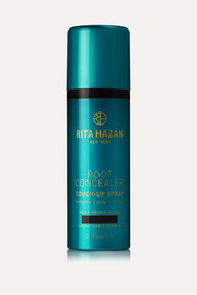 Rita Hazan Root Concealer Spray - Dark Brown/Black, 57g