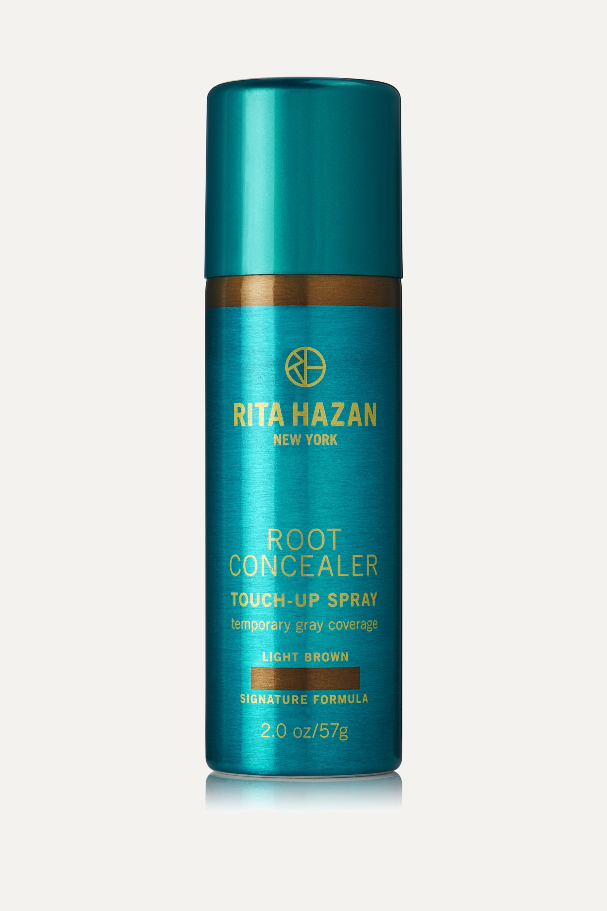 Rita Hazan Root Concealer Spray - Light Brown, 57g