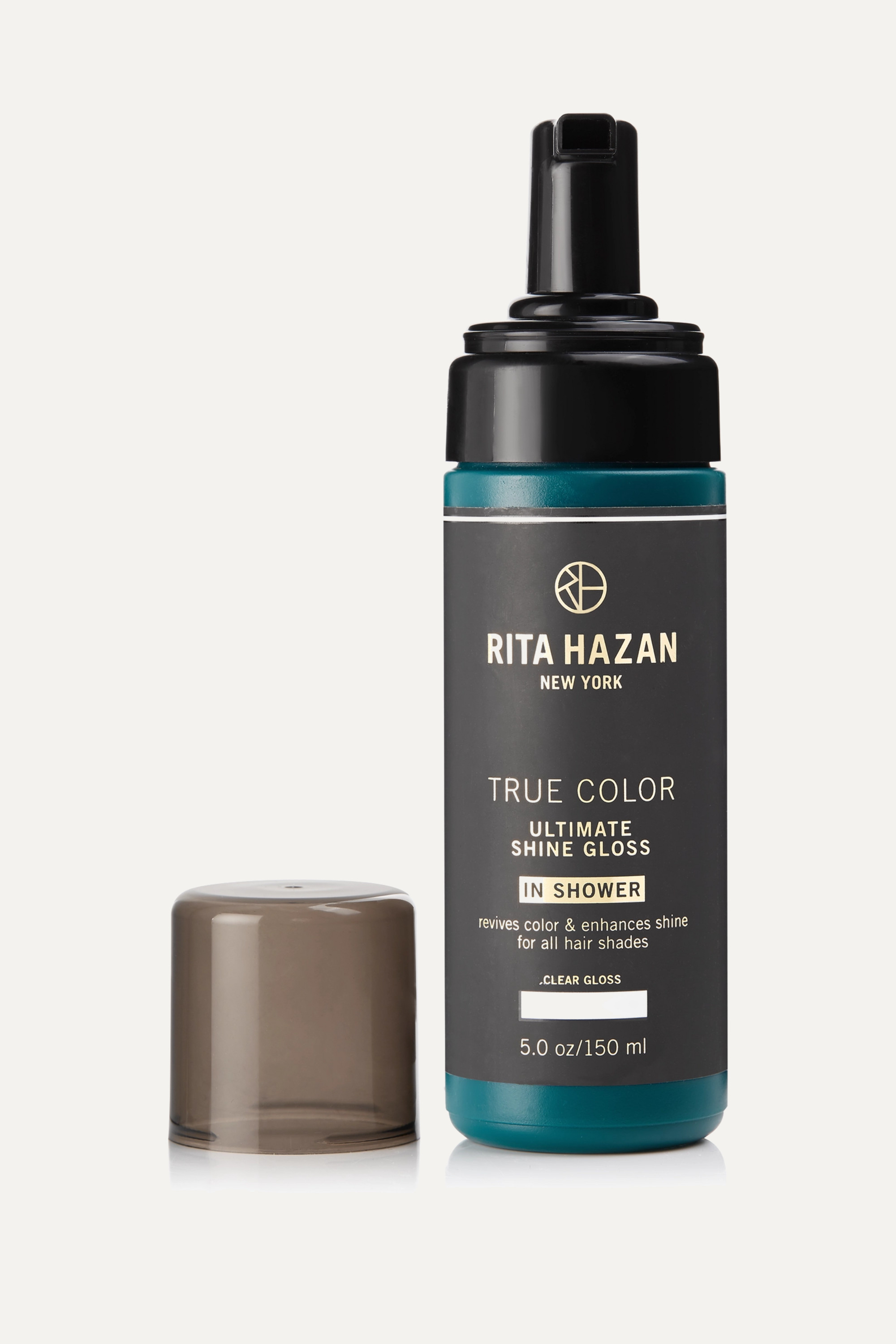 Rita Hazan Mousse True Color Ultimate Shine Gloss, Clear, 150 ml