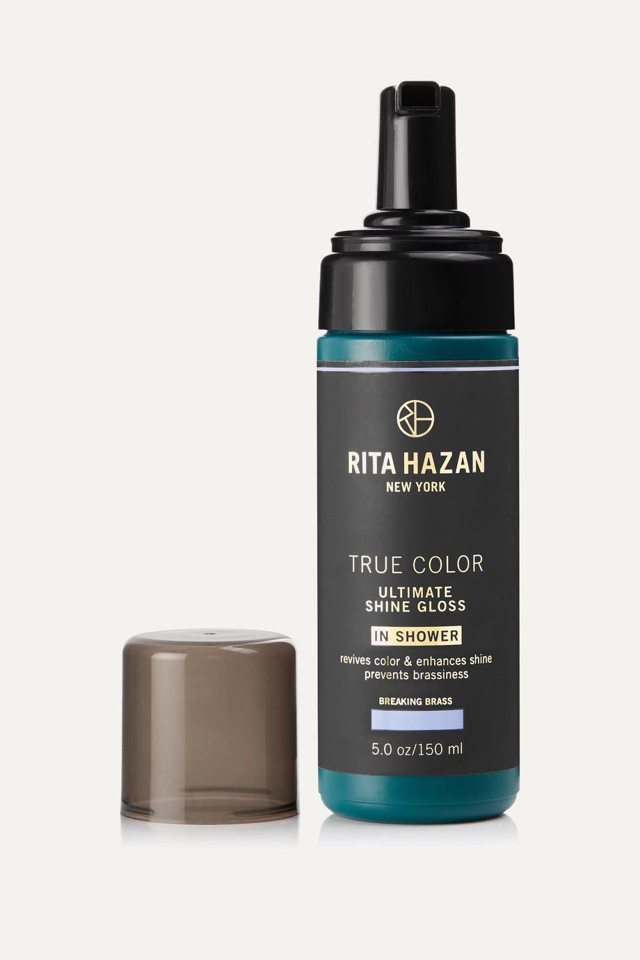 Rita Hazan True Color Ultimate Shine Gloss – Breaking Brass, 150 ml – Farbauffrischer
