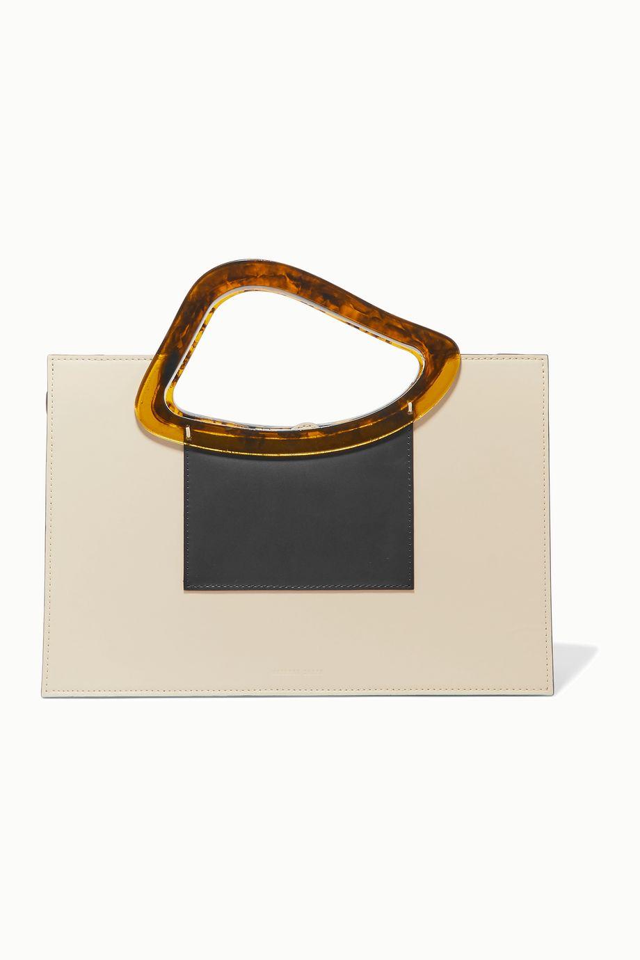 Naturae Sacra Arp Sailent leather and resin tote