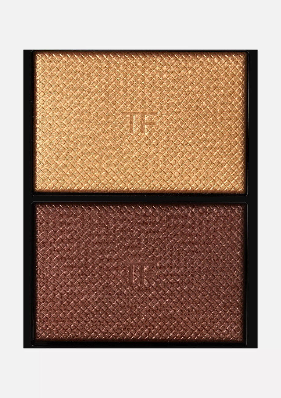 TOM FORD BEAUTY Skin Illuminating Powder Duo – Flicker 06 – Highlighter und Rouge