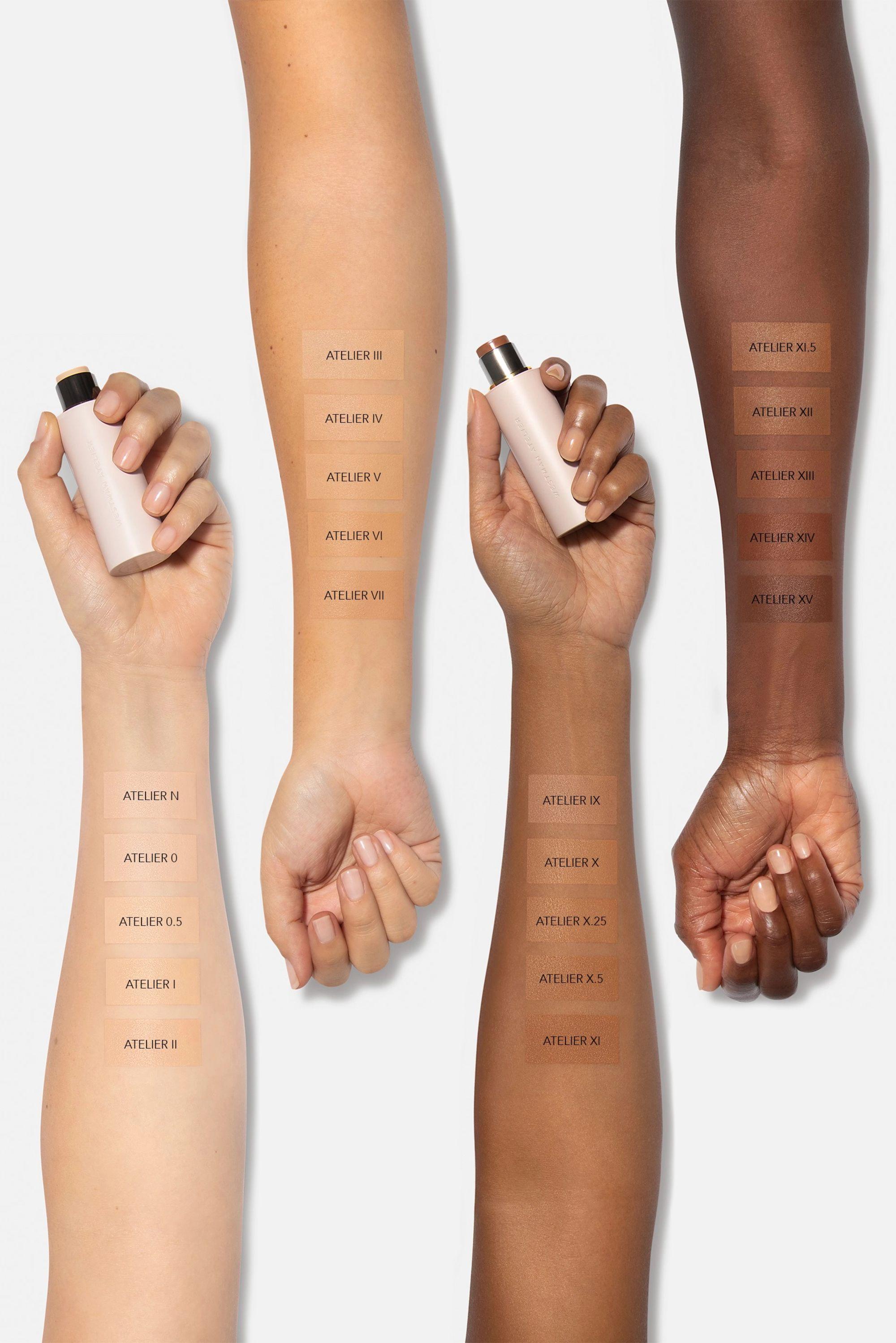 Westman Atelier Vital Skin Foundation Stick - Atelier 0
