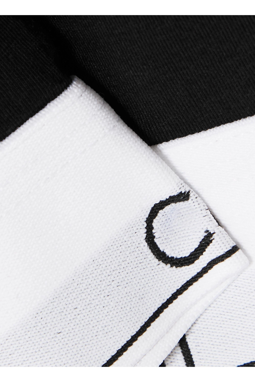 Calvin Klein Underwear Stretch-jersey soft-cup triangle bra