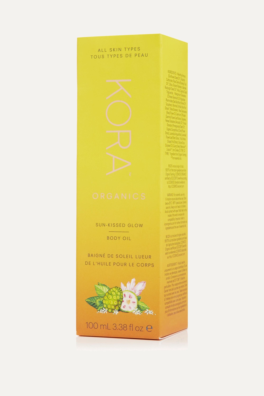 KORA Organics Sunkissed Glow Body Oil, 100ml