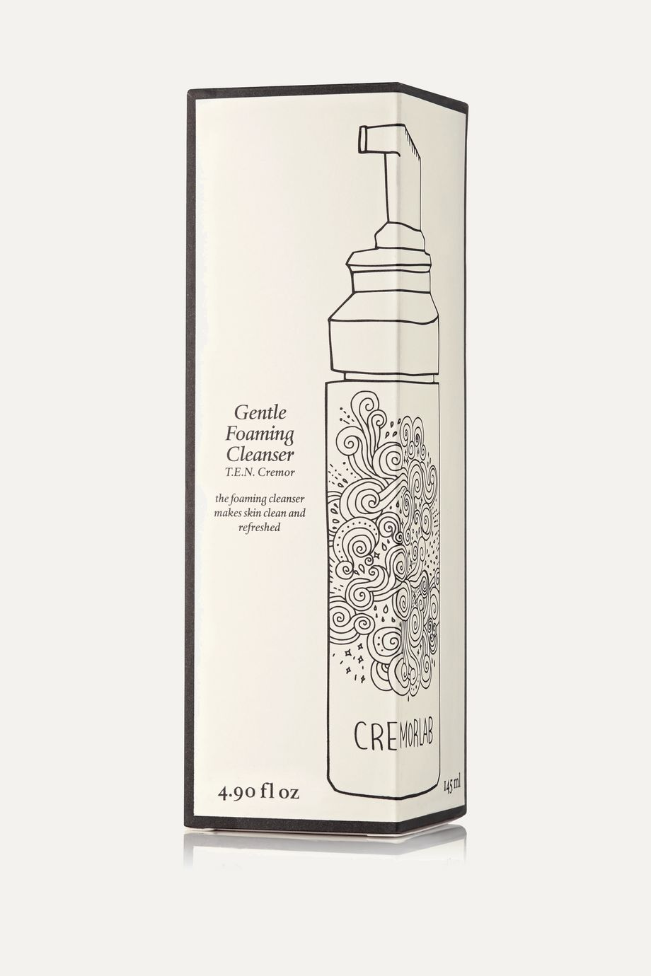 Cremorlab T.E.N. Cremor Gentle Foaming Cleanser, 145ml