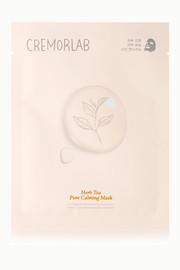 Cremorlab Herb Tea Pure Calming Mask x 5