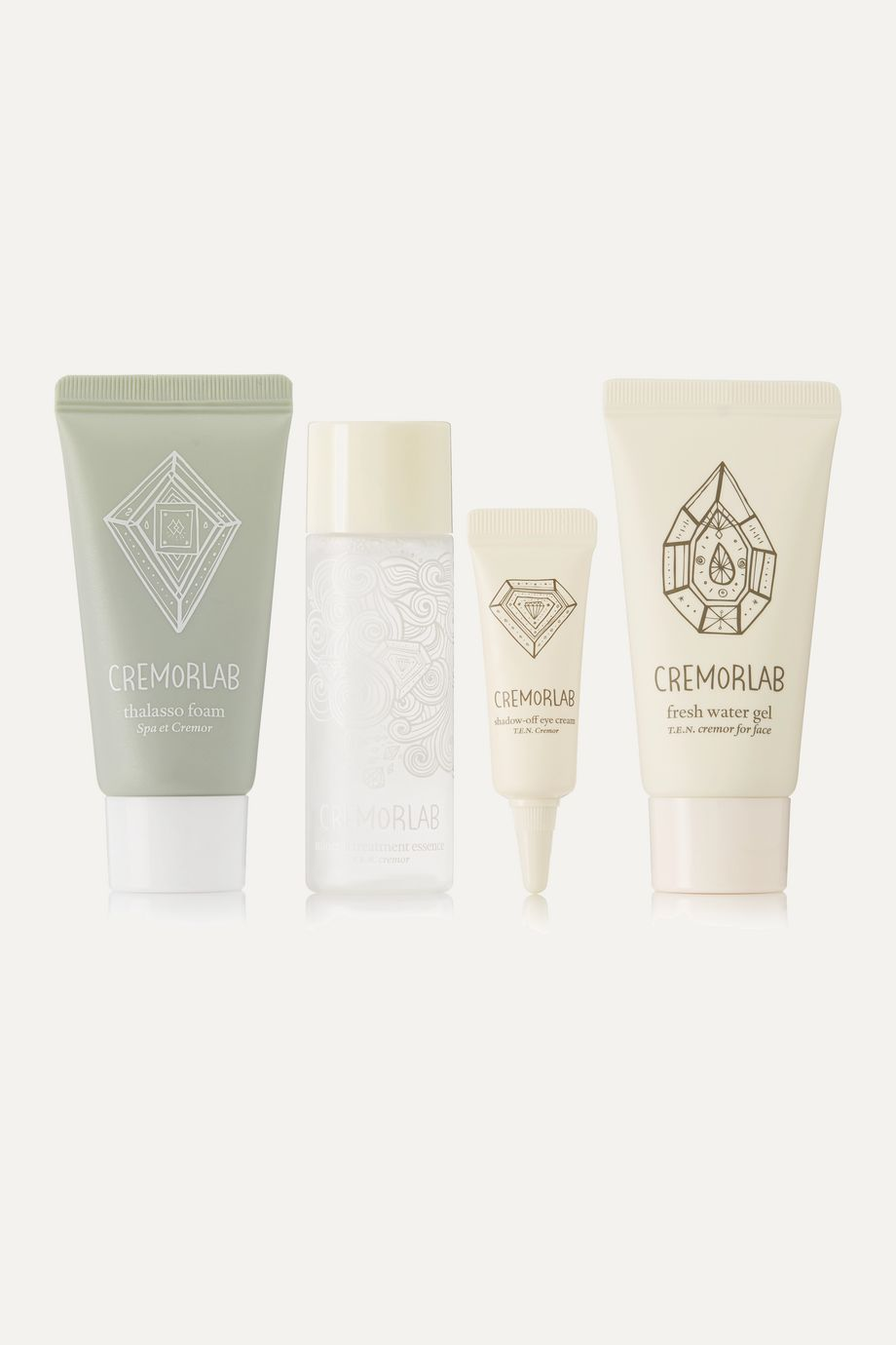 Cremorlab Bestsellers To-Go Kit