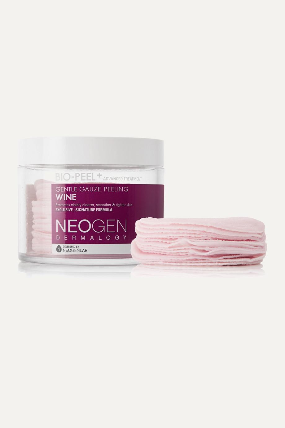 Neogen Dermalogy Bio-Peel Gentle Gauze Peeling - Wine, 30 pads