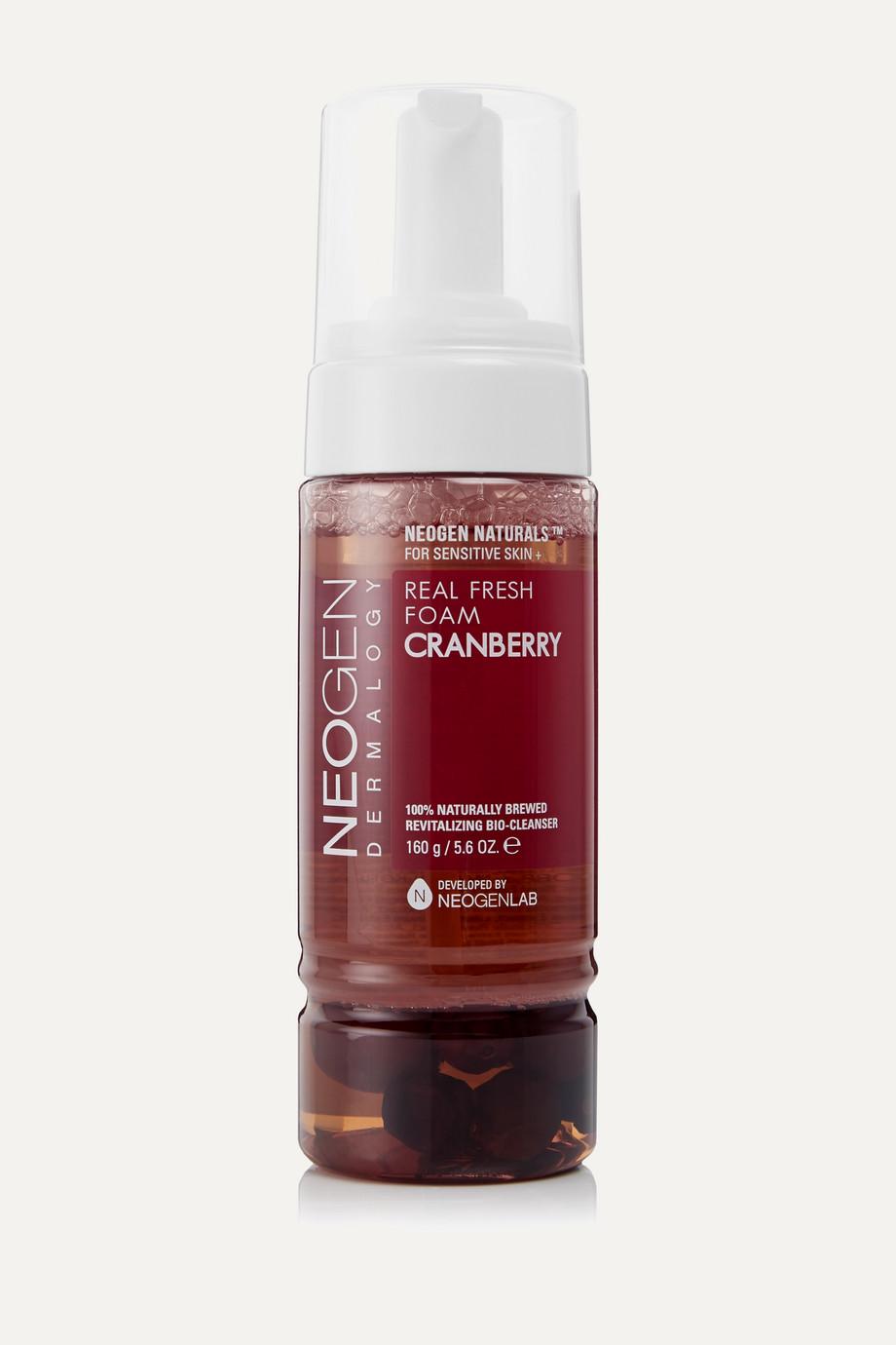 Neogen Dermalogy Real Fresh Foam - Cranberry, 160g