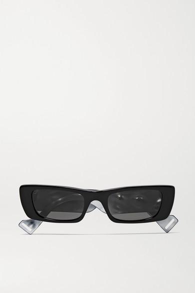 0d3bc3b75de0 Gucci | Square-frame acetate sunglasses | NET-A-PORTER.COM