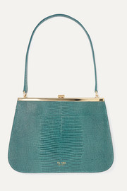 TL-180 Anouk lizard-effect leather tote