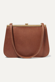 Anouk leather shoulder bag