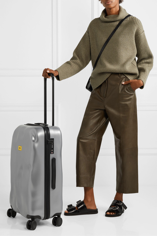 Crash Baggage Icon Medium 金属感硬壳中号行李箱