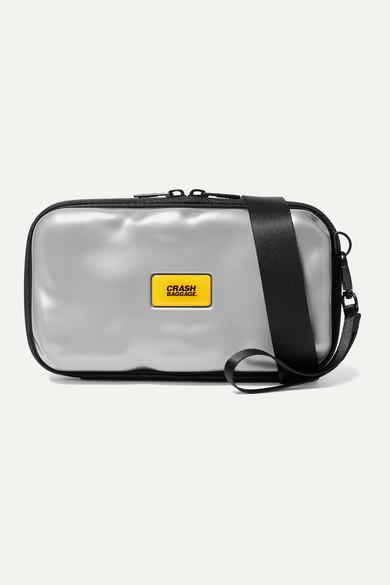 Icon Mini Metallic Hardshell Pouch by Crash Baggage