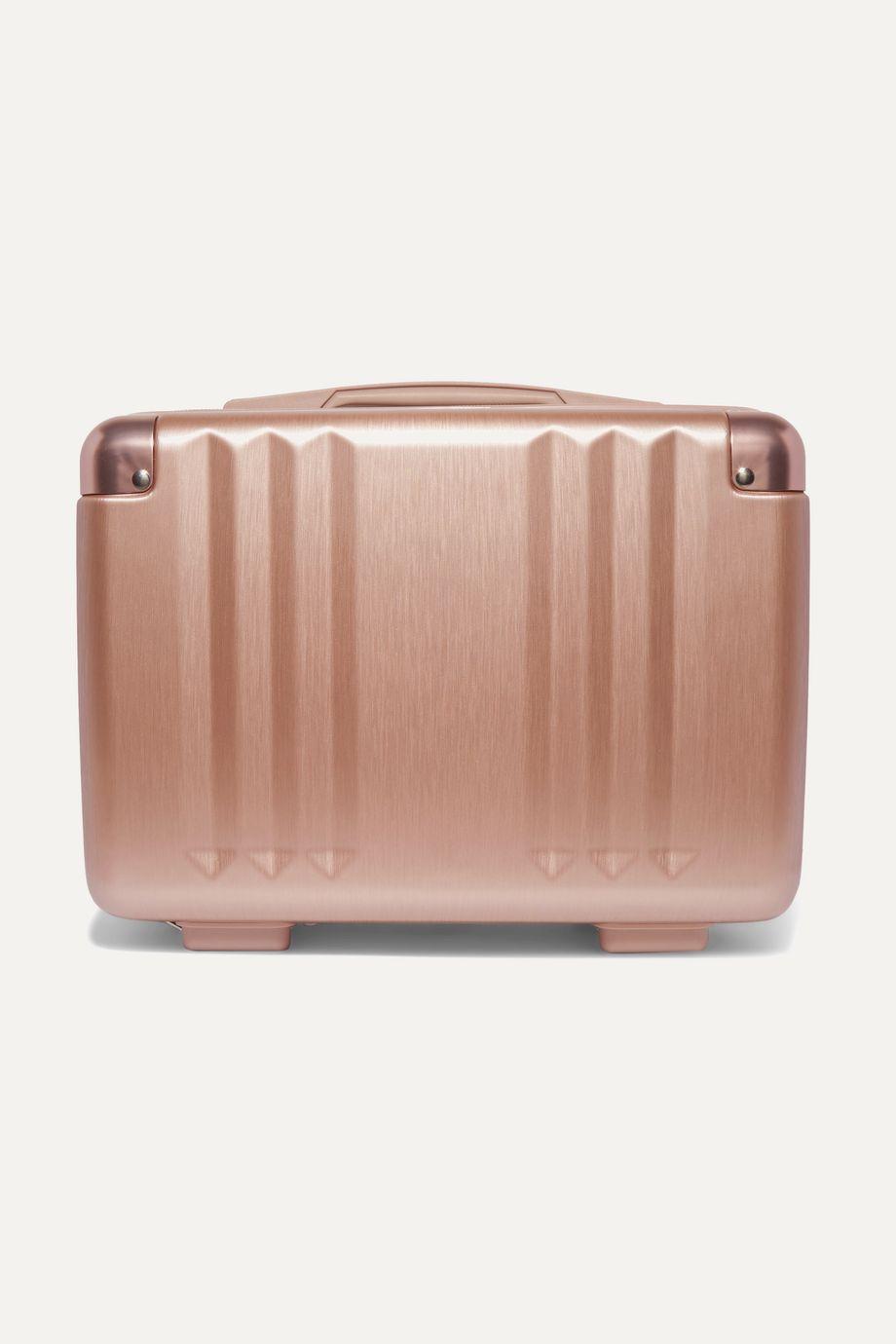 CALPAK 金属感硬壳小行李箱