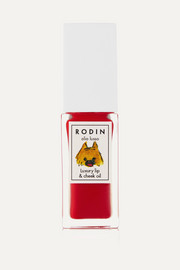 Rodin Luxury Lip & Cheek Oil - Red Hedy