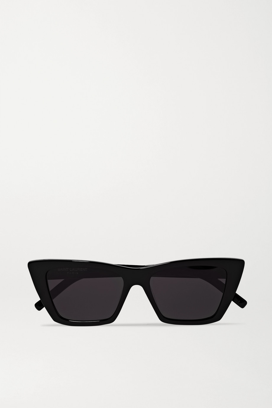SAINT LAURENT Mica cat-eye acetate sunglasses
