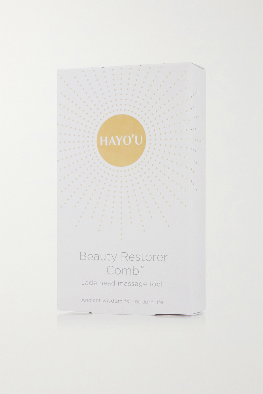 Hayo'u Beauty Restorer Comb – Massagekamm