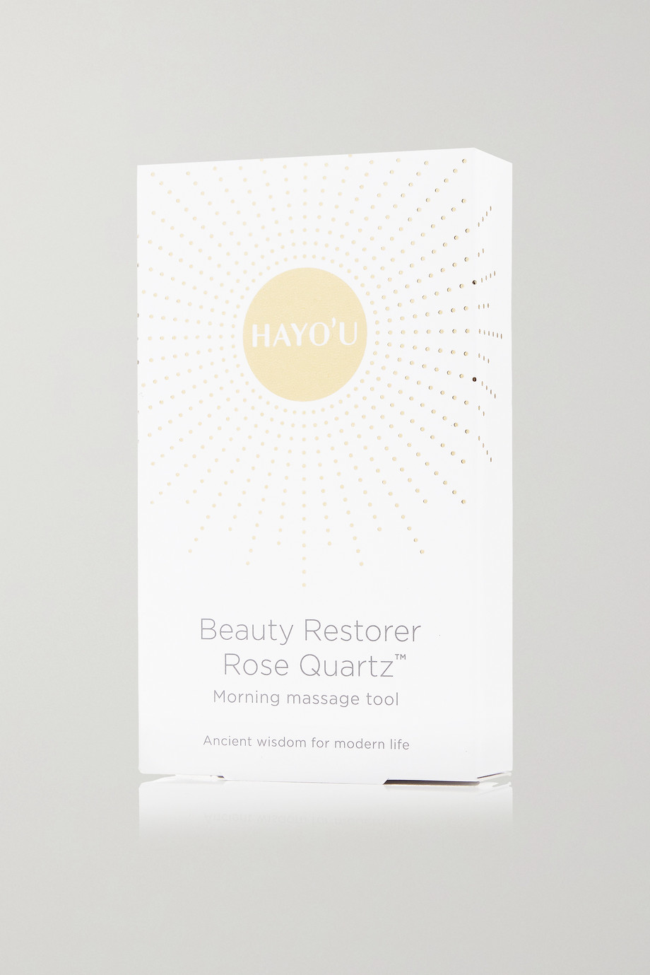 Hayo'u Rose Quartz Beauty Restorer