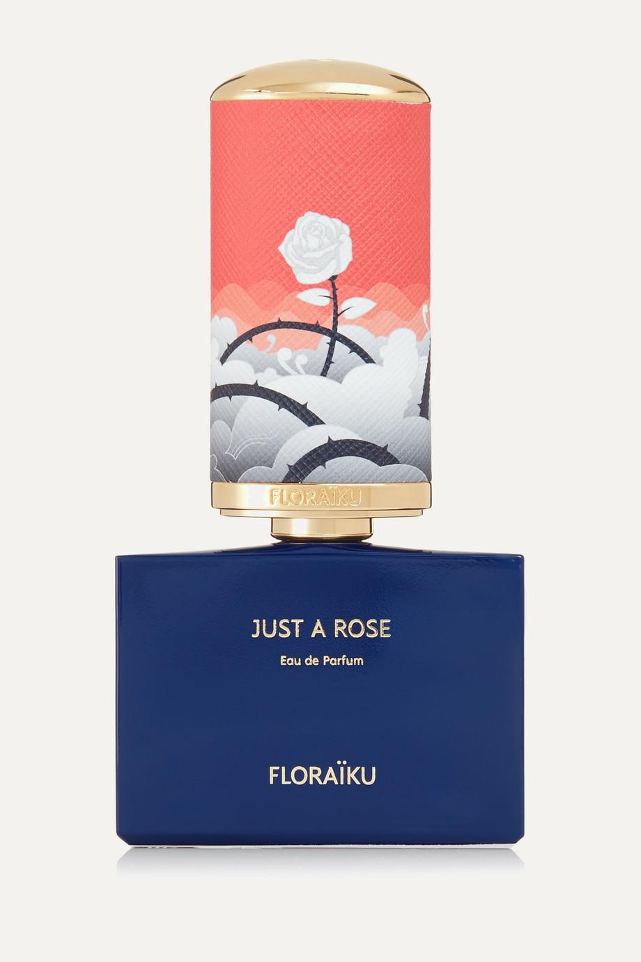 Floraiku Just A Rose, 50 ml & 10 ml – Eau de Parfum