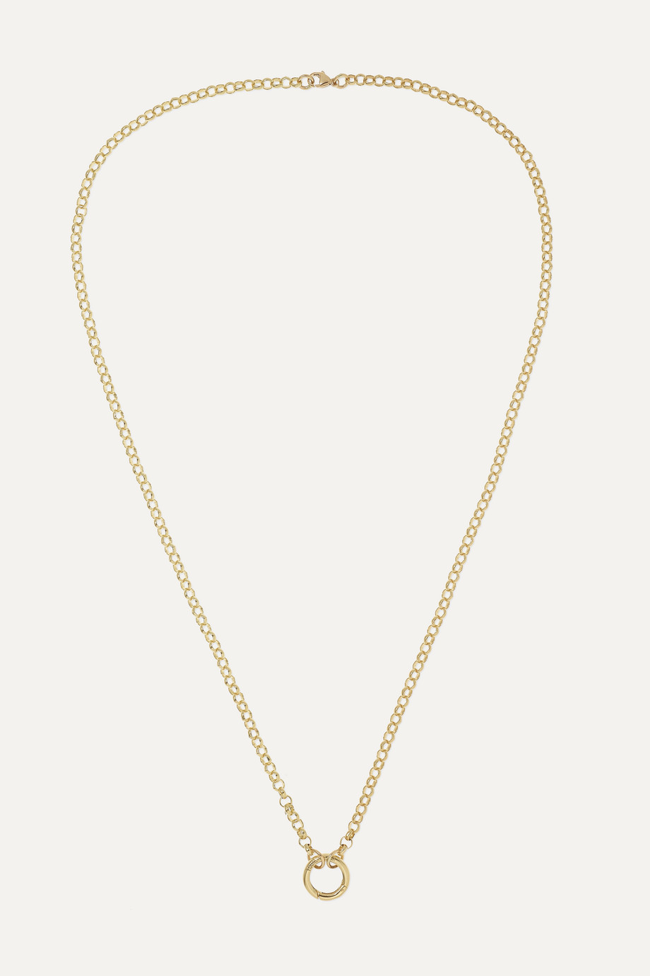 Foundrae 18-karat gold necklace