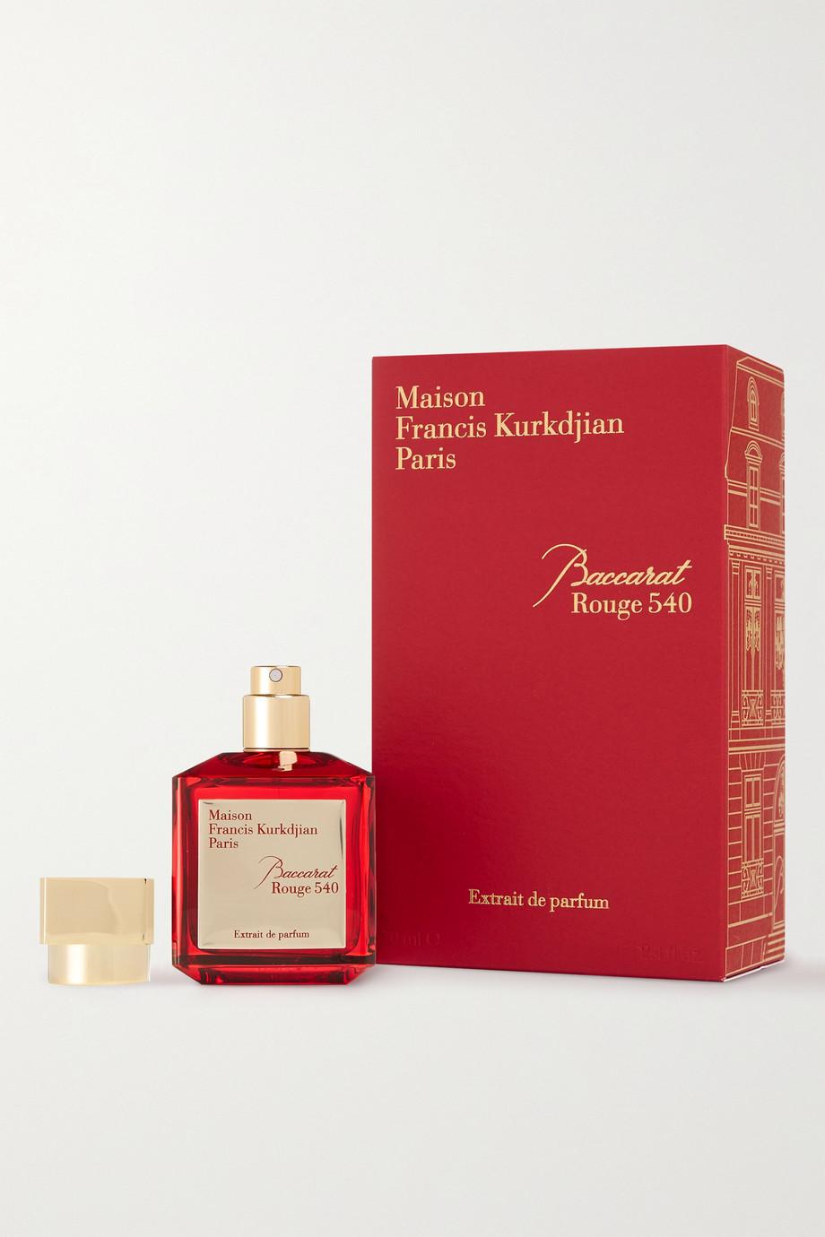Maison Francis Kurkdjian Baccarat Rouge 540, 70 ml – Extrait de Parfum