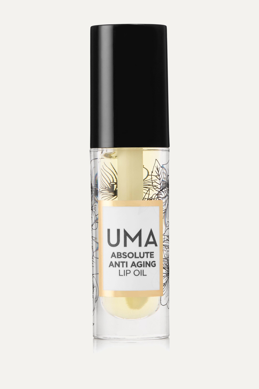UMA Oils + NET SUSTAIN Absolute Anti-Aging Lip Oil, 15ml