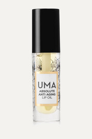 UMA Oils Absolute Anti Aging Lip Oil, 15ml