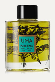 UMA Oils Pure Calm Wellness Body Oil, 100ml
