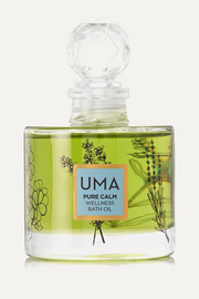 UMA Oils Pure Calm Wellness Bath Oil, 100ml