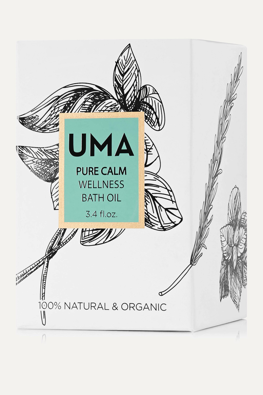 UMA Oils 【NET SUSTAIN】宁神静气沐浴精油,100ml