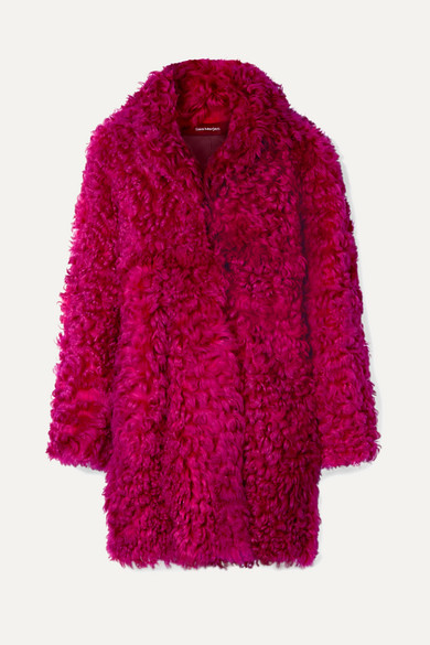 Sies Marjan Coats Ripley shearling coat