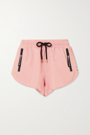 P.E NATION Double Drive shell shorts