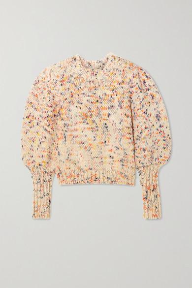 Ulla Johnson Knits Moxie wool sweater