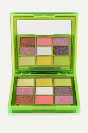 Huda Beauty Obsessions Eyeshadow Palette - Neon Green