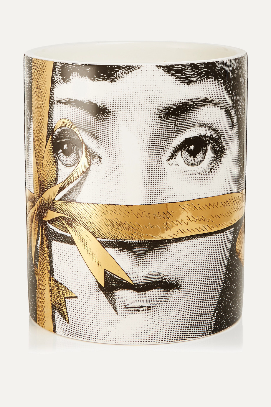 Fornasetti Regalo Gold Scented Candle, 900g