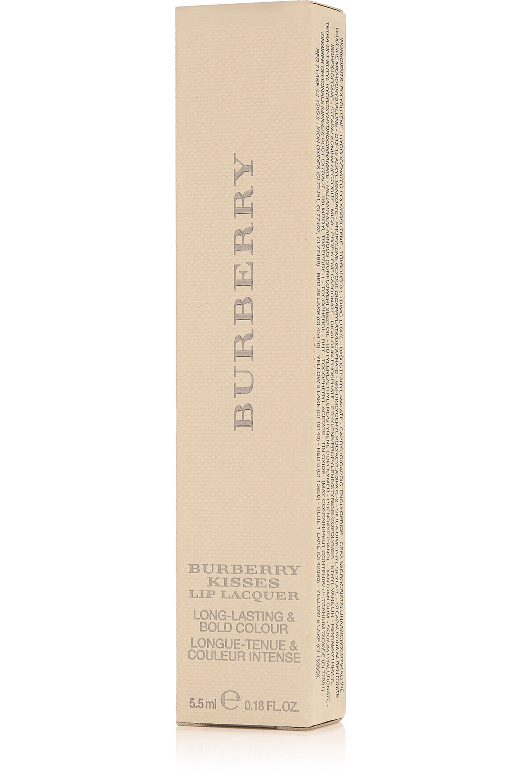 Burberry Beauty Burberry Kisses Lip Lacquer - Tangerine Red No.35