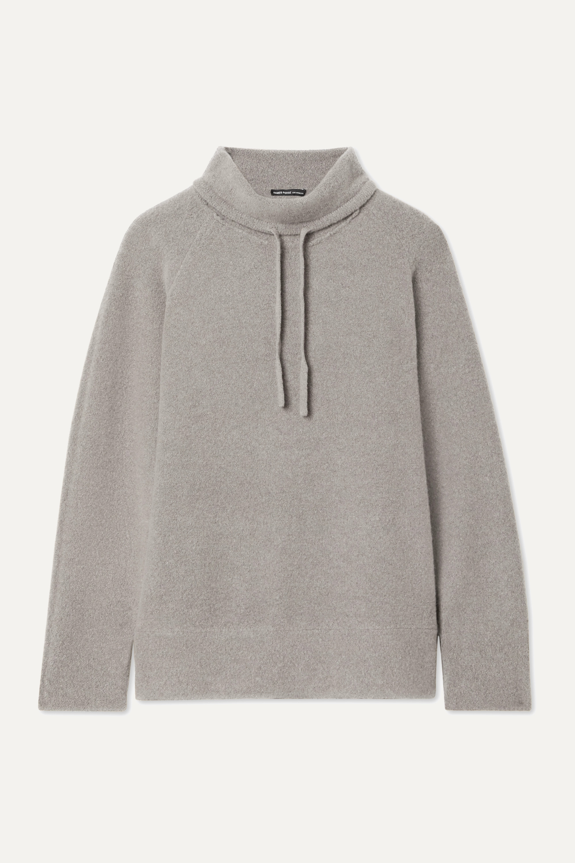 James Perse Cashmere-blend sweater