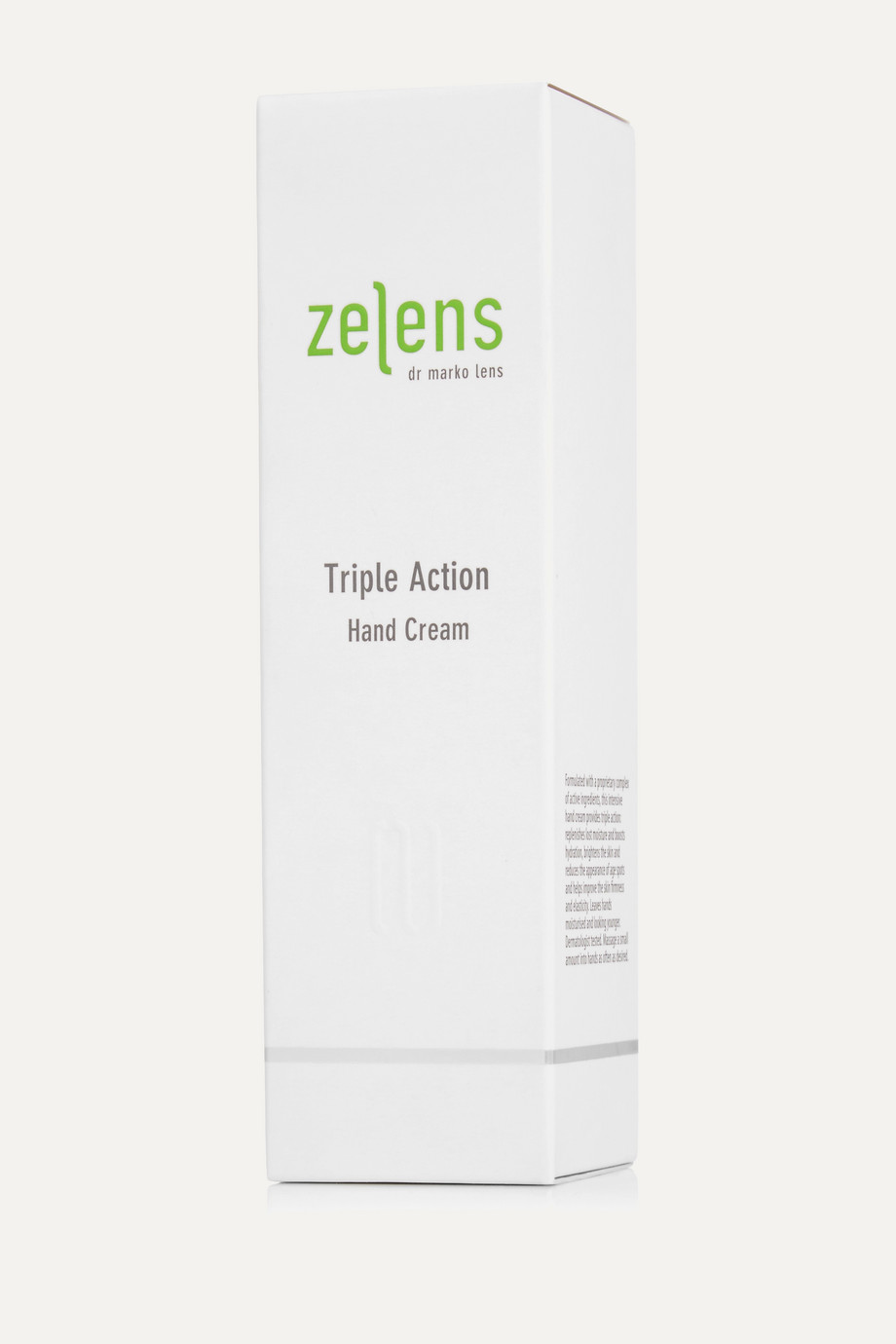 Zelens Triple Action Hand Cream, 75ml