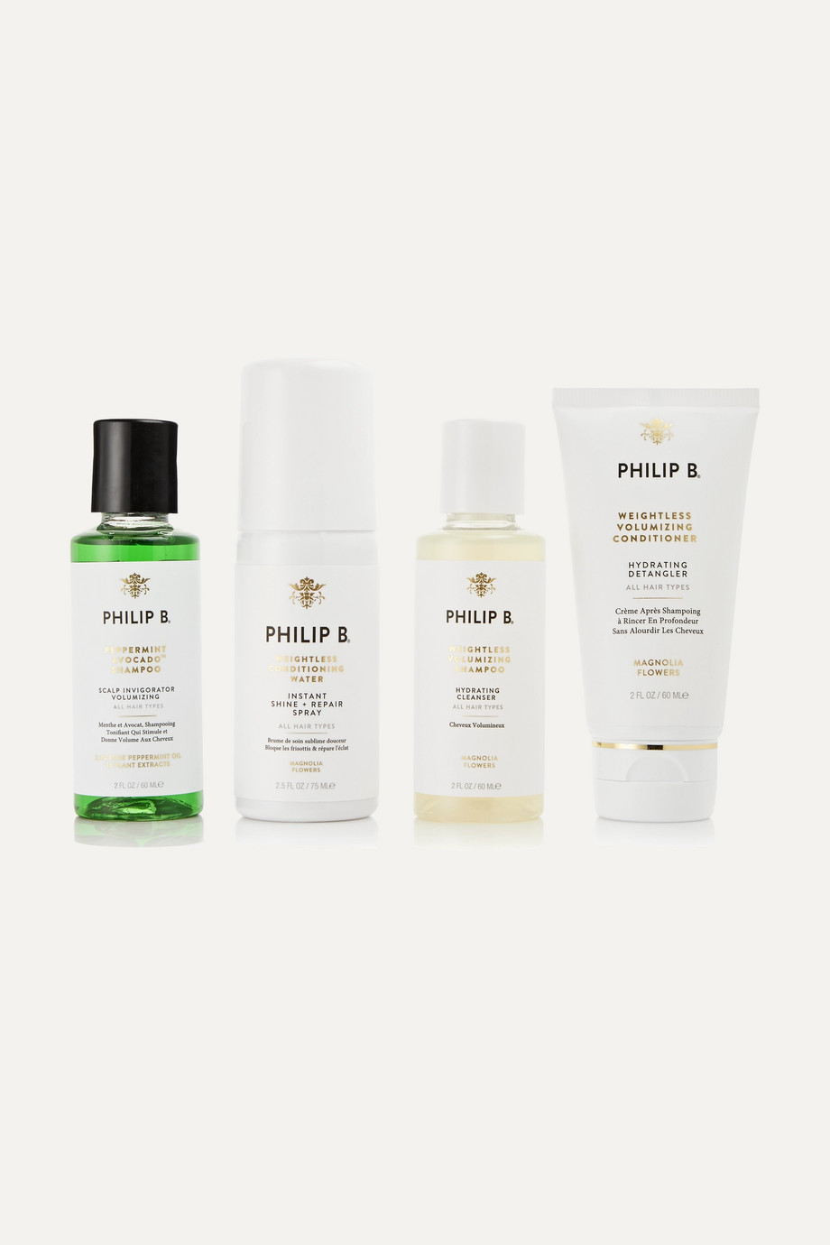 Philip B Weightless Travel Collection